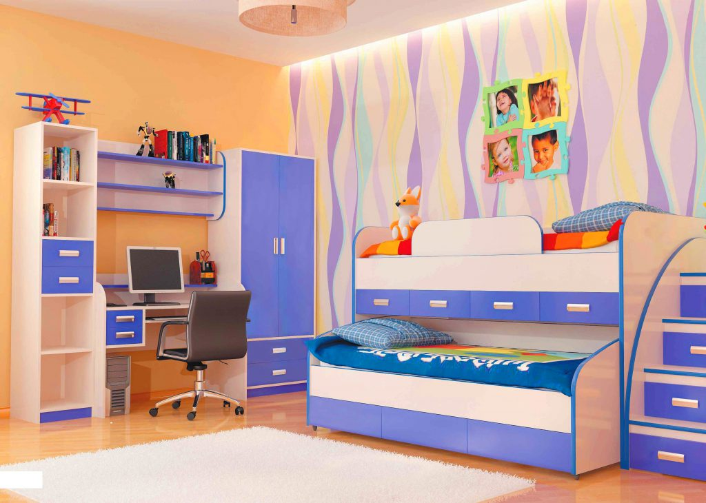 Детские комнаты под заказ в Минске