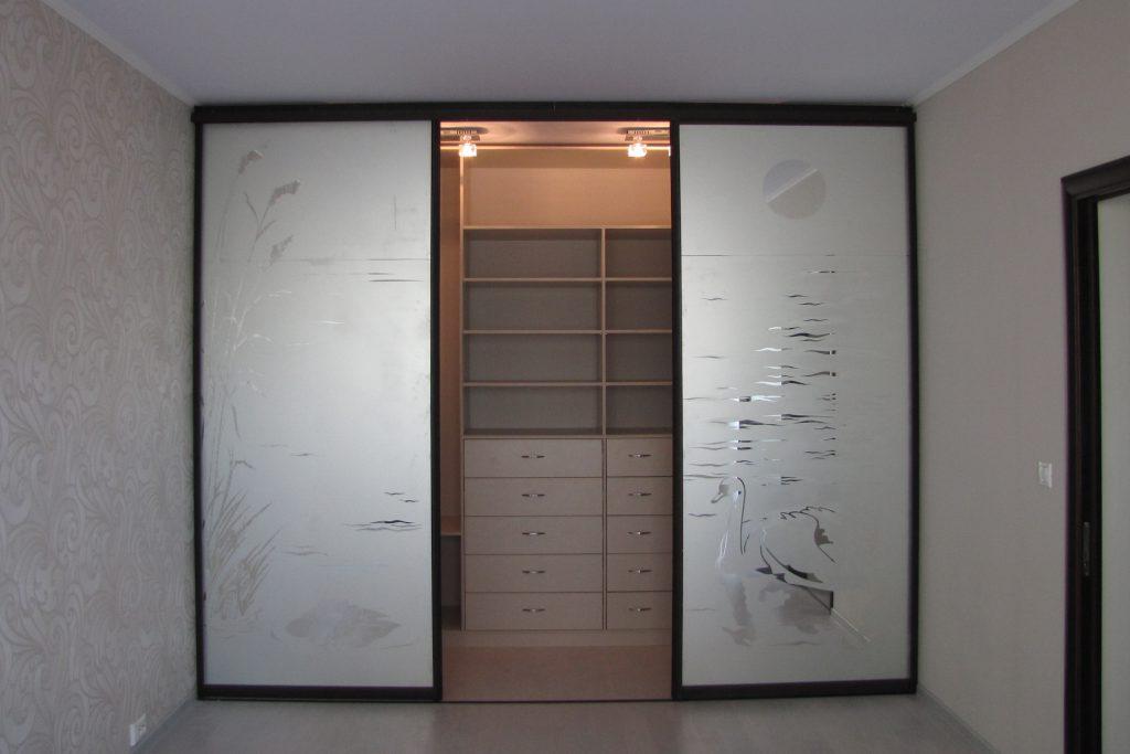 Изготовление дверей для шкафа-купе