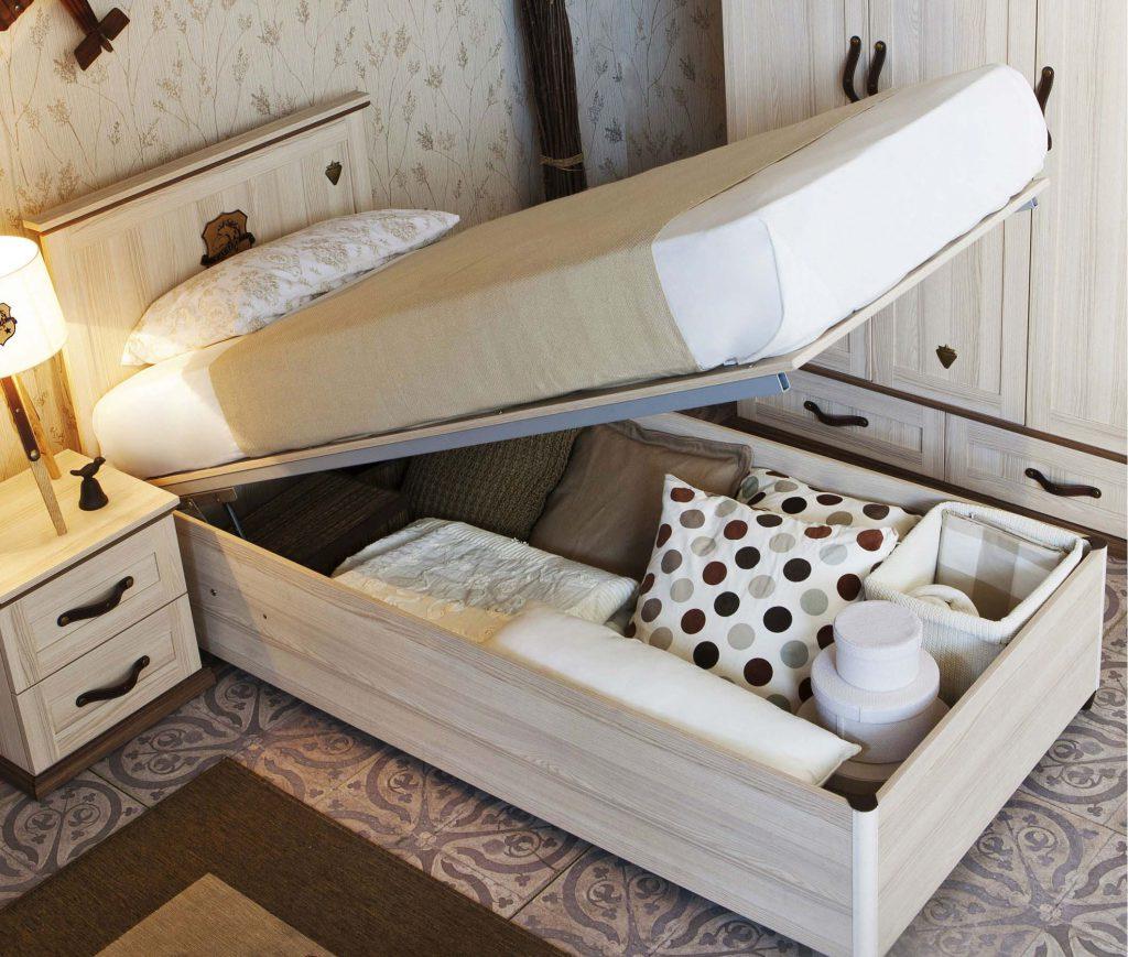 Кровати с подъемным механизмом в Минске