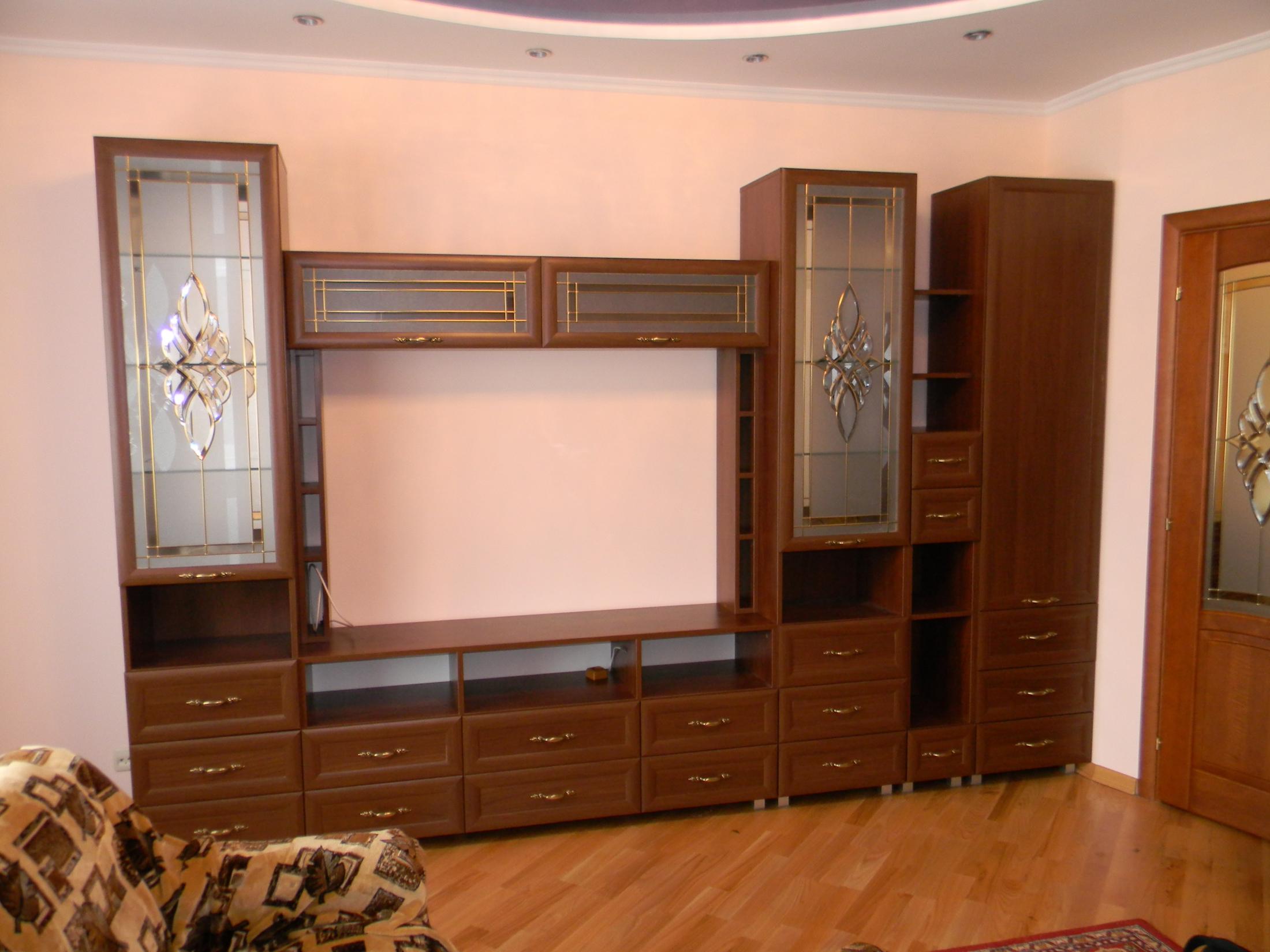 Изготовление мебельных стенок и горок на заказ. мебель для г.